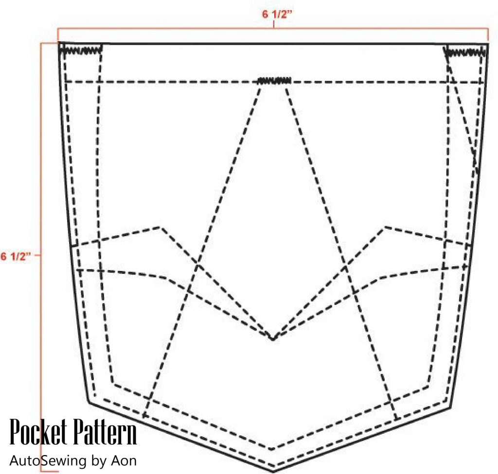Pocket Pattern