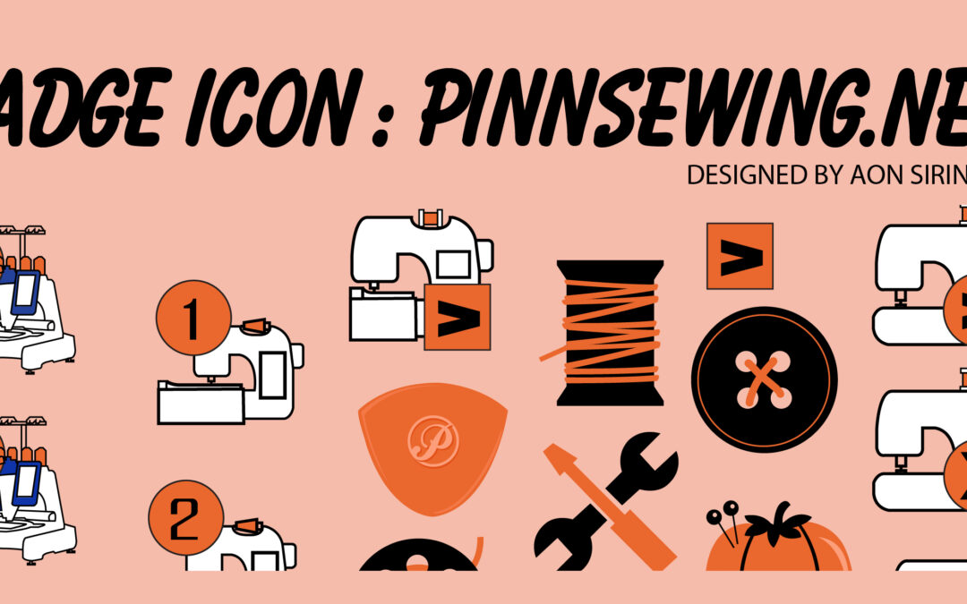 ความหมาย ของสัญลักษณ์ Badge ต่างๆ ในเวปไซต์ PinnSewing.net